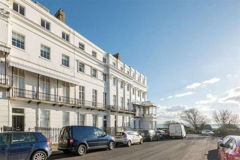 3 Bedrooms Maisonette Flat for sale in Sussex Square, BRIGHTON, BN2