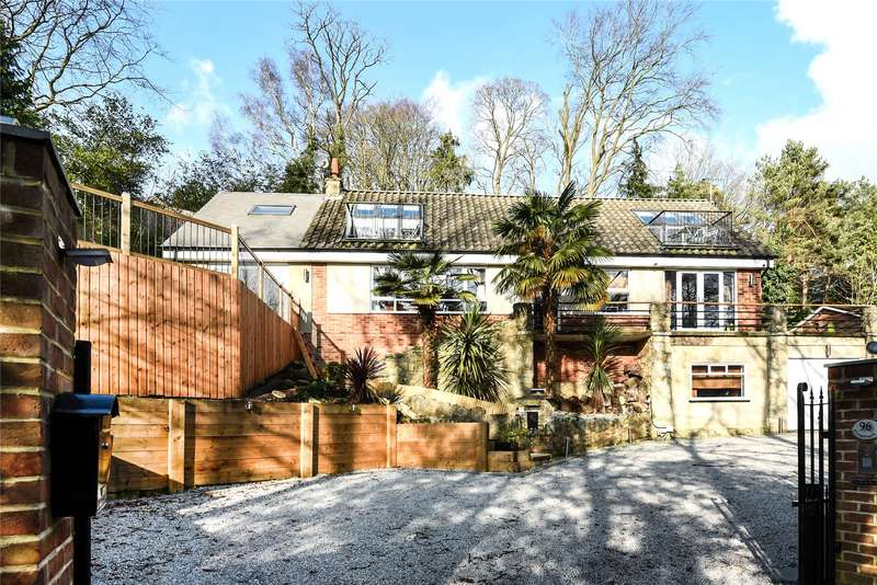 5 Bedrooms Detached House for sale in London Road, Camberley, Surrey, GU15