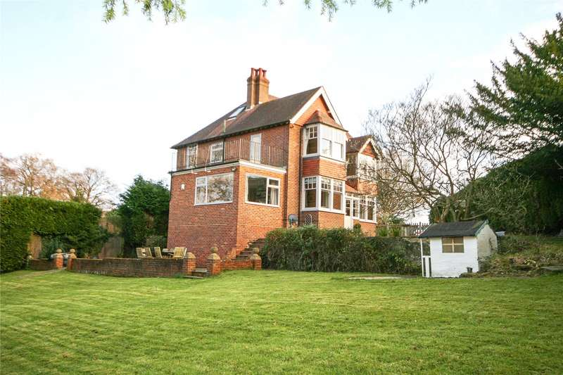 4 Bedrooms Detached House for sale in Pell Green, Wadhurst