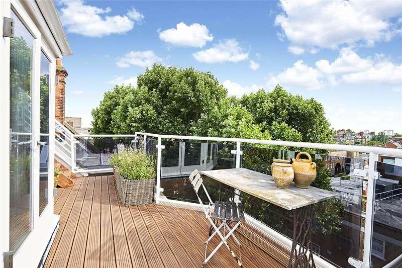 3 Bedrooms Maisonette Flat for sale in Tite Street, Chelsea, London, SW3
