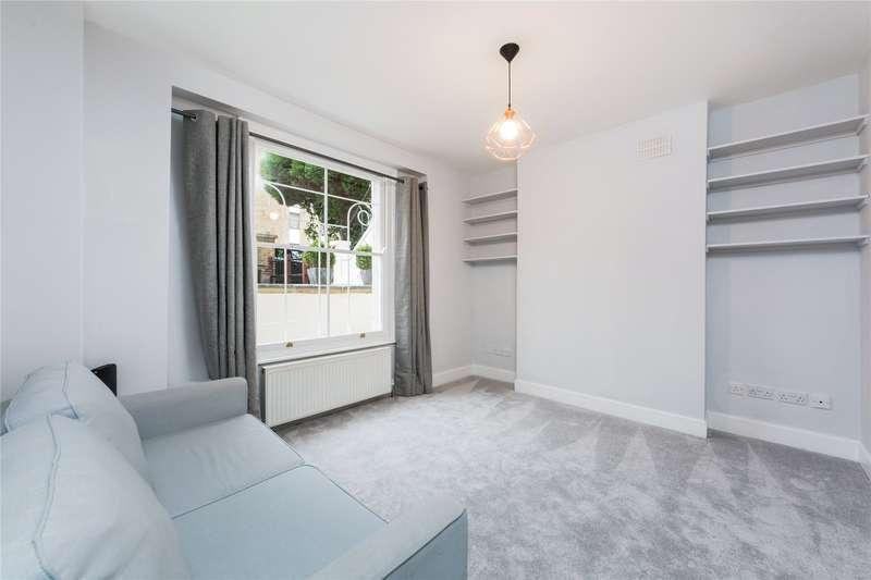 2 Bedrooms Maisonette Flat for sale in Cleveland Road, London, N1