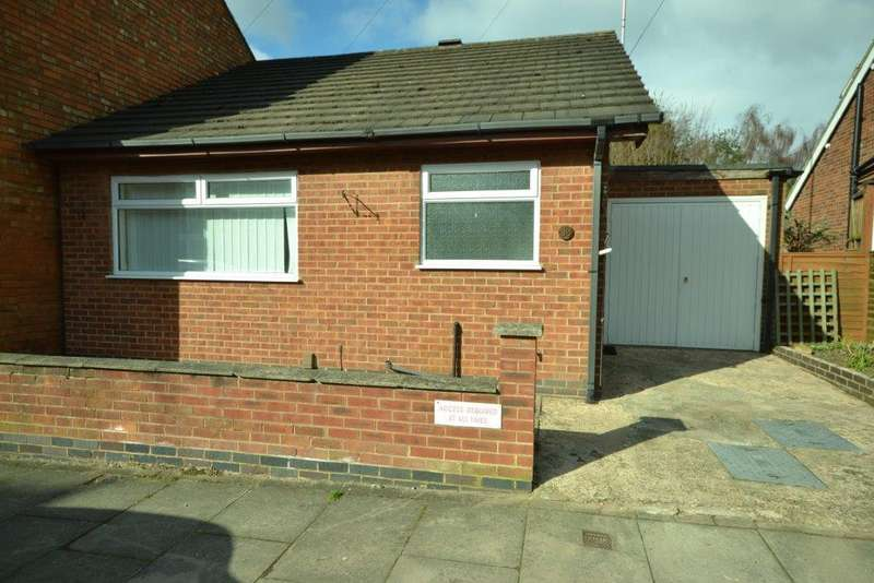 1 Bedroom Detached Bungalow for sale in Howard Road, Leicester