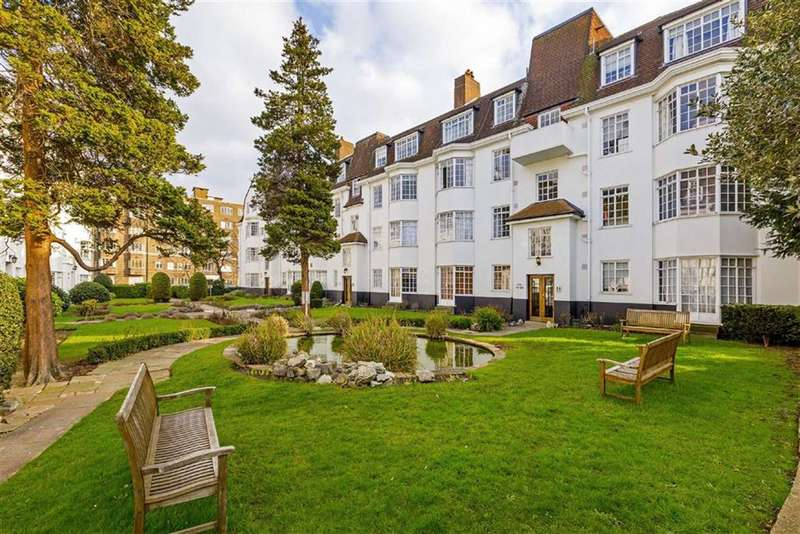 2 Bedrooms Flat for sale in Wavertree Court, Streatham Hill