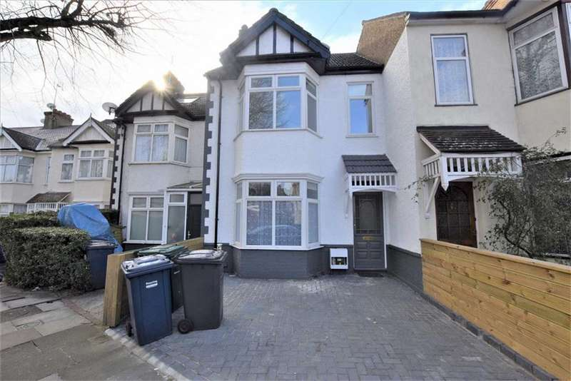 3 Bedrooms Terraced House for sale in Babington Road, Hendon, London