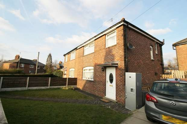 3 Bedrooms Semi Detached House for sale in Eastern Circle, Burnage, Greater Manchester, M19 1PE