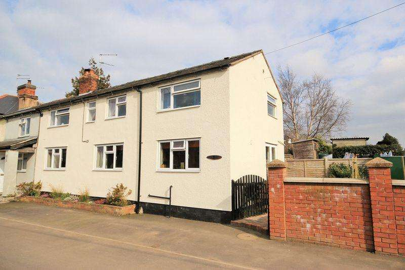 3 Bedrooms End Of Terrace House for sale in Moreton Street, Prees, Nr Whitchurch