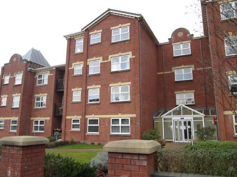 1 Bedroom Retirement Property for sale in Park Road West, Hesketh Park, Southport, PR9 0JU