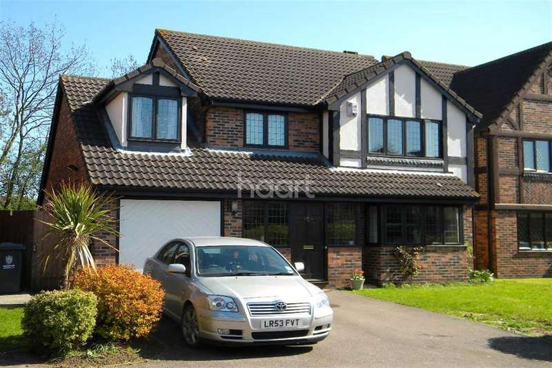 4 Bedrooms Detached House for rent in Faulkner Close, Milton