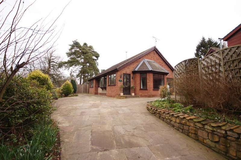 3 Bedrooms Detached Bungalow for sale in Chapel Lane, Harmston, Lincoln