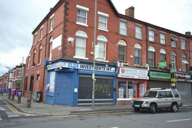 5 Bedrooms Block Of Apartments Flat for sale in Lawrence Road L15 0EG Pound Shop, 36 Lawrence Road, Liverpool, L15