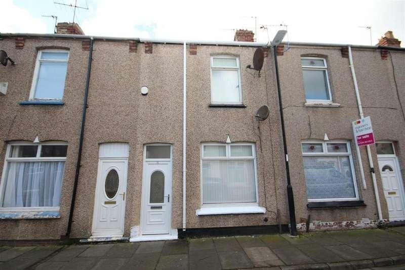 2 Bedrooms Terraced House for sale in Harrow Street, Hartlepool
