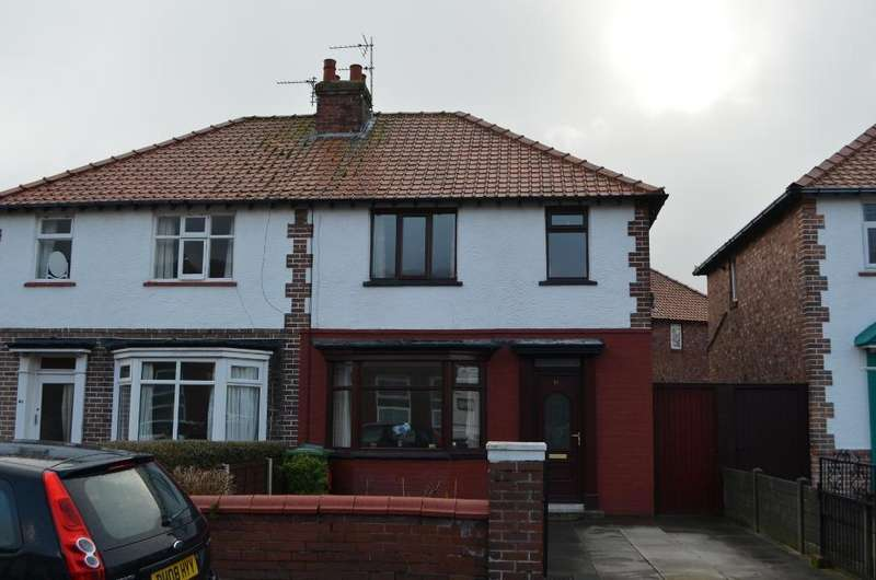 3 Bedrooms Semi Detached House for sale in Grantham Road, Southport, PR8 4LS