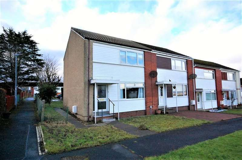 2 Bedrooms Terraced House for sale in Abbotsford Crescent, Paisley PA2 0SD
