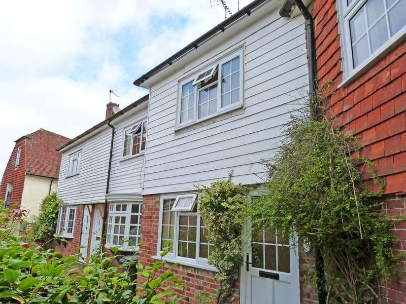 2 Bedrooms Terraced House for rent in Cider House Walk, East Hoathly, Lewes, East Sussex, BN8