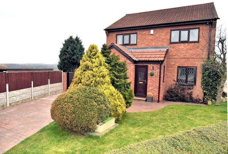 4 Bedrooms Detached House for sale in Harlington Road, Mexborough