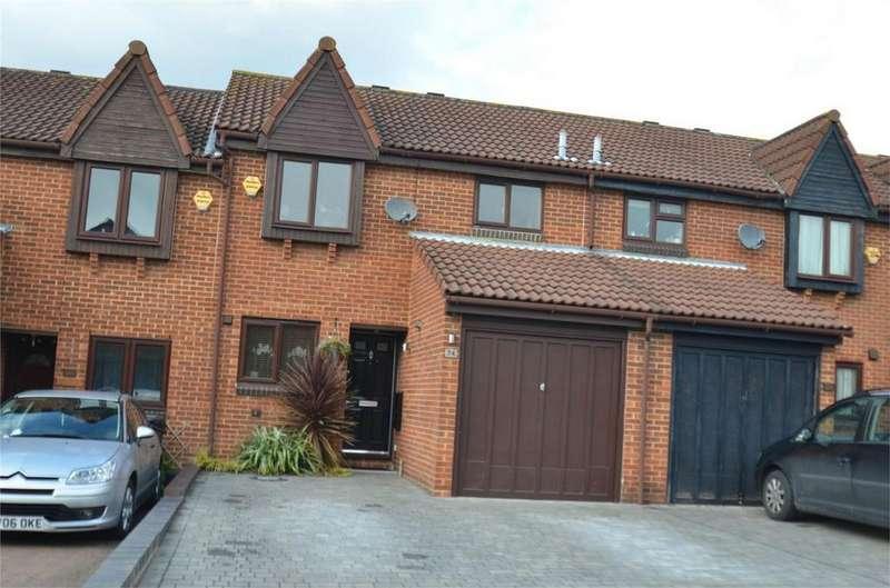 3 Bedrooms Terraced House for sale in Primrose Lane, Shirley Oaks Village, Croydon, Surrey