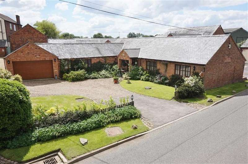3 Bedrooms Barn Conversion Character Property for sale in Newton Harcourt
