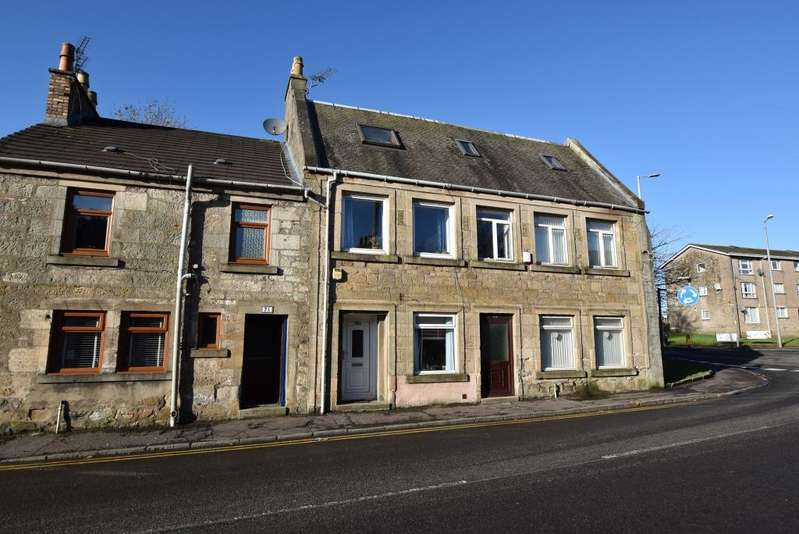 3 Bedrooms Terraced House for sale in 69A Lainshaw Street, Stewarton, KA3 5BX