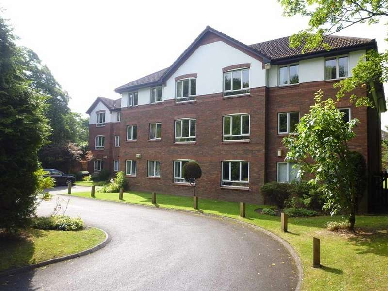 1 Bedroom Retirement Property for sale in The Hawthorns, Edge Lane, STRETFORD
