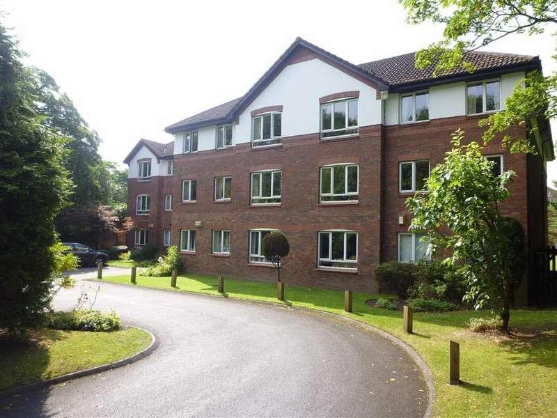 1 Bedroom Retirement Property for sale in The Hawthorns, Edge Lane, STRETFORD