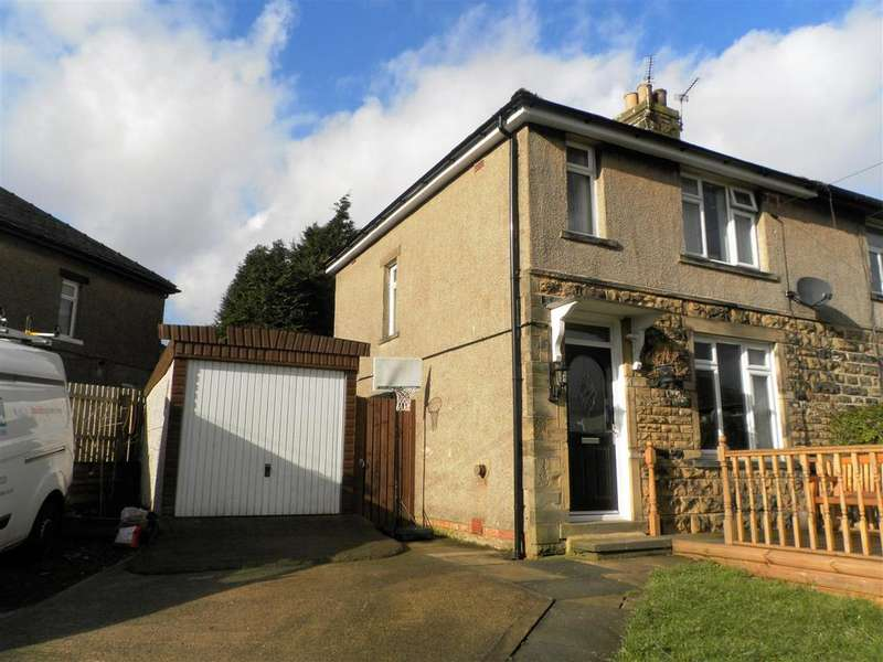3 Bedrooms Semi Detached House for sale in Mandale Grove, Wibsey Bradford, BD6 3PA