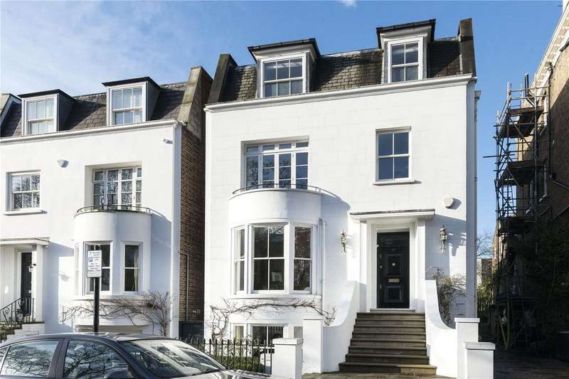 5 Bedrooms Detached House for sale in Hornton Street, London, W8