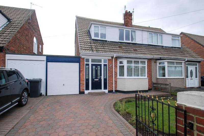 3 Bedrooms Bungalow for sale in Allendale Drive, South Shields