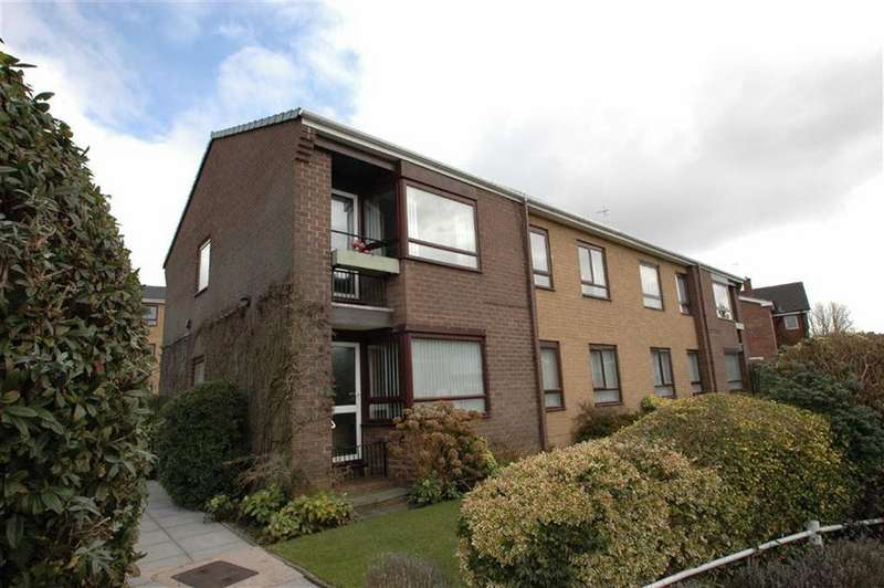 2 Bedrooms Apartment Flat for sale in Plumley Close, Vicars Cross, Chester