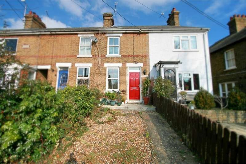 2 Bedrooms Terraced House for sale in East Street, Tollesbury, Maldon, Essex