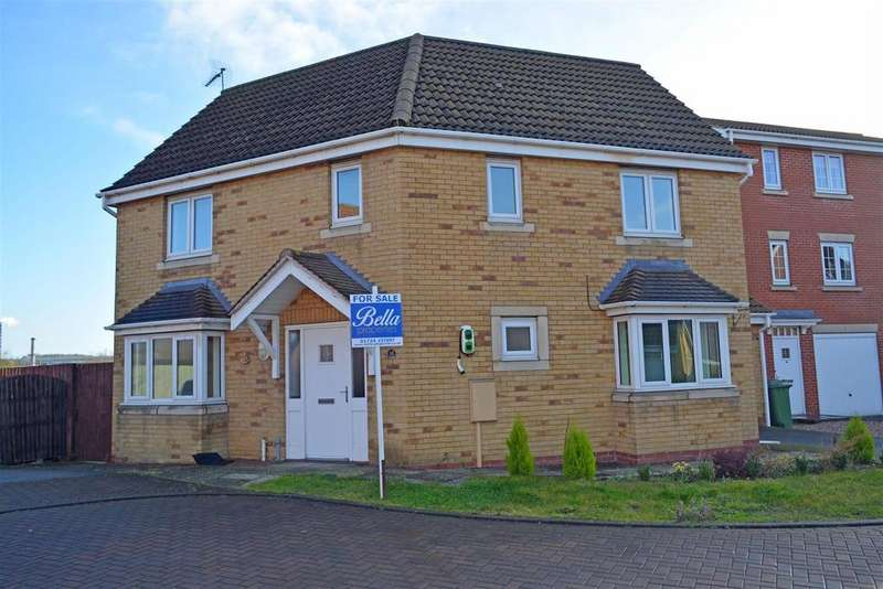 4 Bedrooms Detached House for sale in Gadwall Way, Scunthorpe