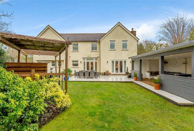 5 Bedrooms Detached House for sale in Spring Lane, Bassingbourn, Cambridgeshire