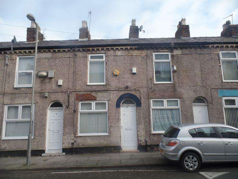 2 Bedrooms Terraced House for sale in 15 Tudor Street, Liverpool