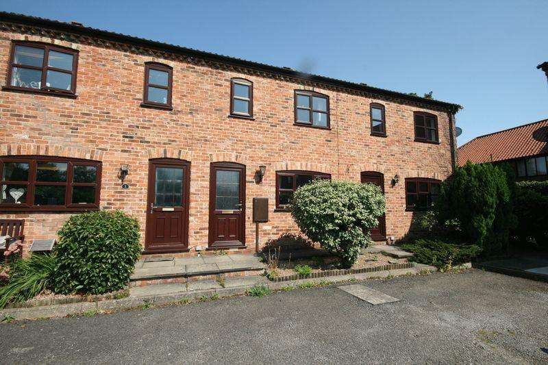 3 Bedrooms Terraced House for rent in Millview Court, Horncastle