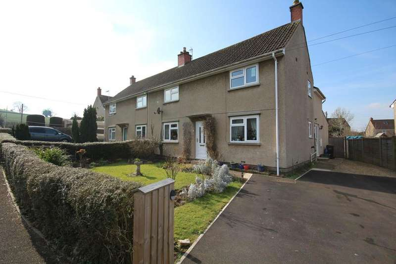 4 Bedrooms Semi Detached House for sale in Bushythorn Road, Chew Stoke