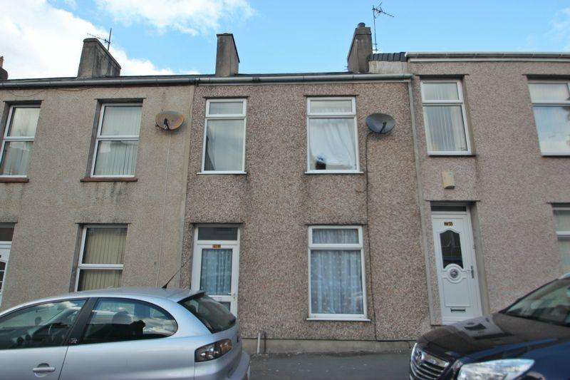 2 Bedrooms Terraced House for sale in Victoria Street, Caernarfon