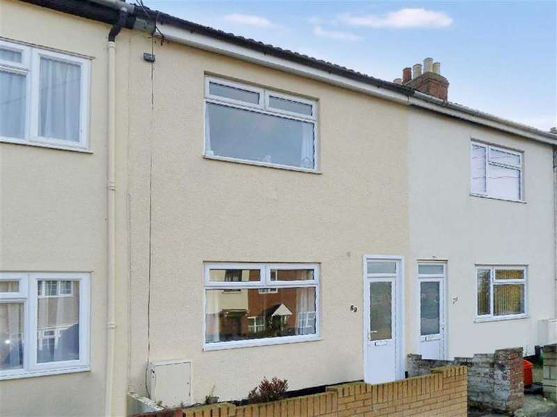 2 Bedrooms Terraced House for rent in Hughes Street, Swindon, Wiltshire