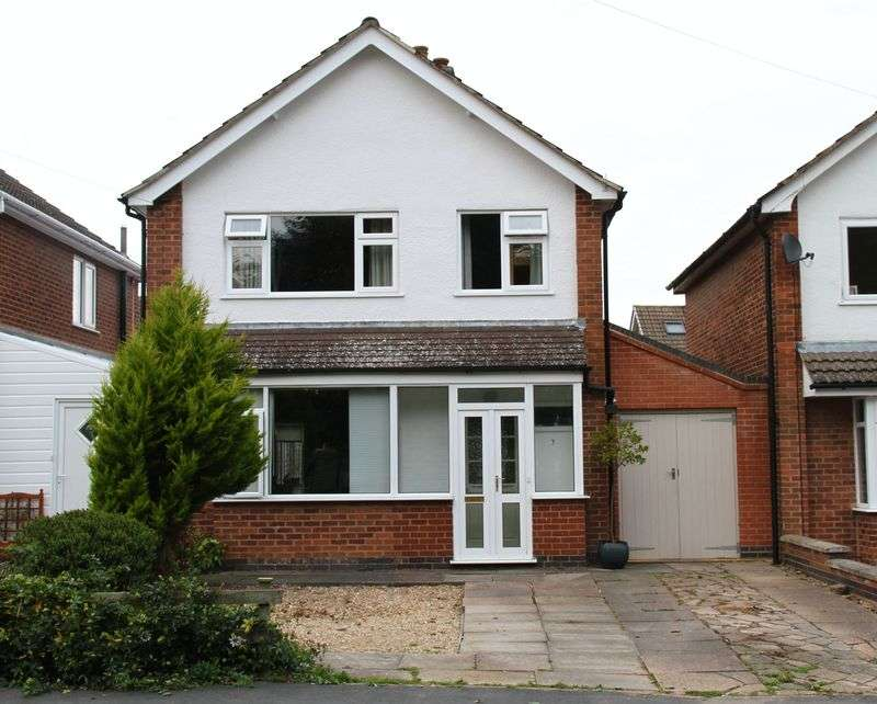 3 Bedrooms Property for sale in The Green, Huncote, Leicester