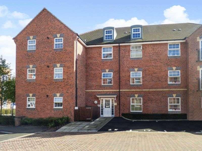 2 Bedrooms Property for sale in Magnus Court, Derby