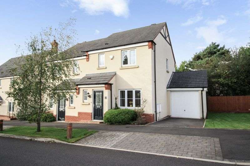 3 Bedrooms Property for sale in Wenlock Rise, Bridgnorth