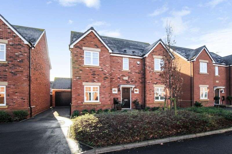 4 Bedrooms Property for sale in Astoria Drive, Coventry