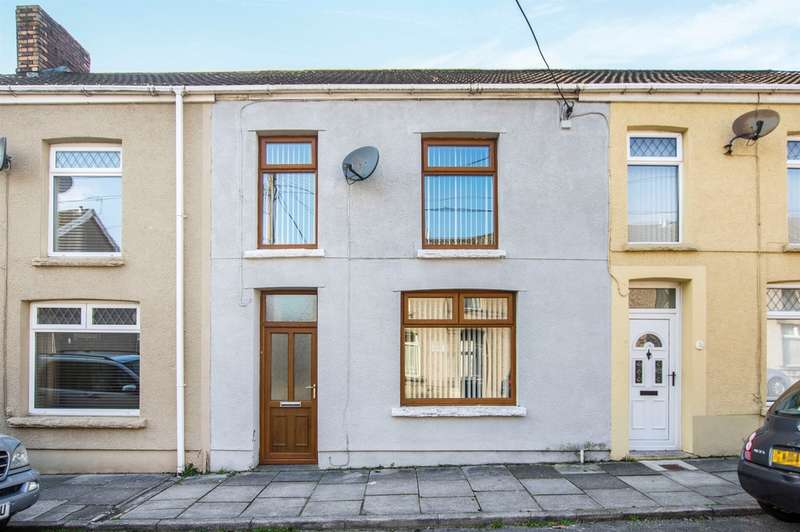 3 Bedrooms Terraced House for sale in Meadow Street, Maesteg