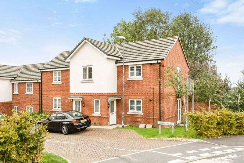 2 Bedrooms Property for sale in Kelvin Court, High Wycombe