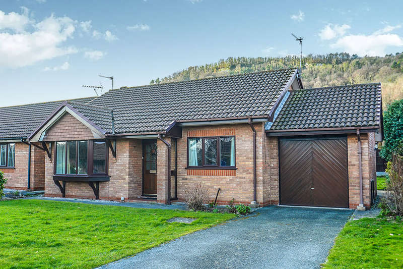 2 Bedrooms Detached Bungalow for sale in Tan Yr Wylfa, Abergele, LL22