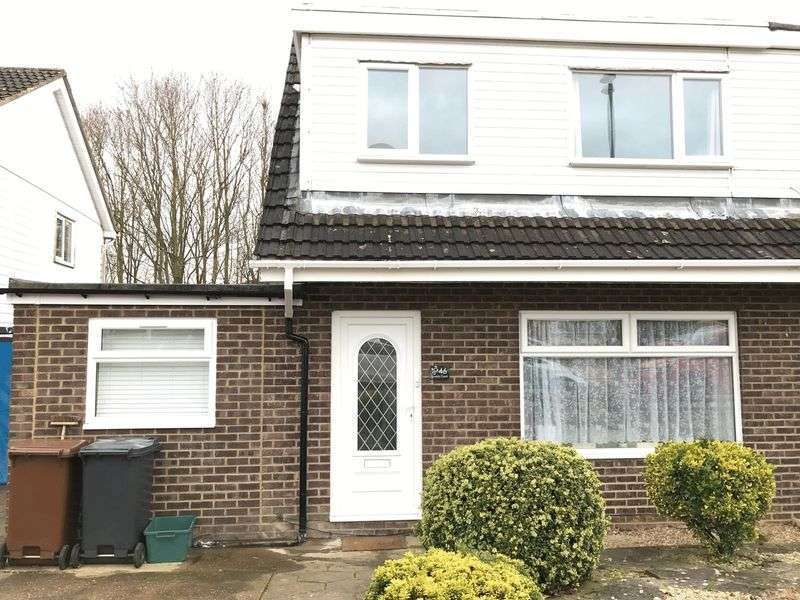 3 Bedrooms Property for sale in Lowick Court, Moulton, Northampton