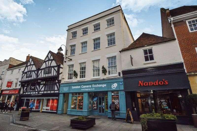 2 Bedrooms Property for sale in Queen Street, Salisbury