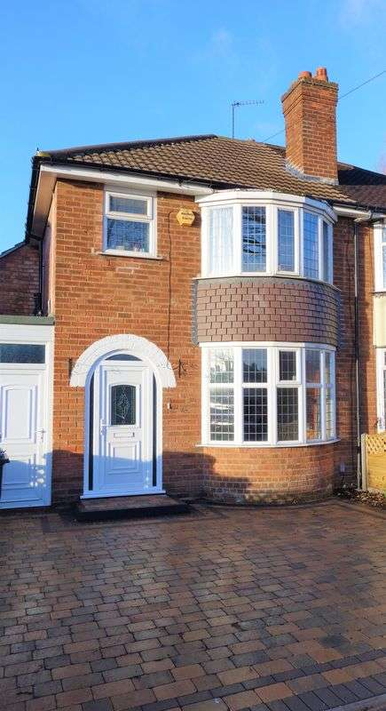 3 Bedrooms Property for sale in Maryland Avenue, Birmingham