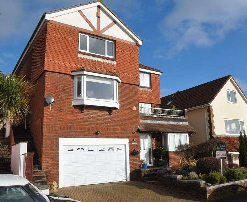 4 Bedrooms Property for sale in Dolphin Crescent, Paignton
