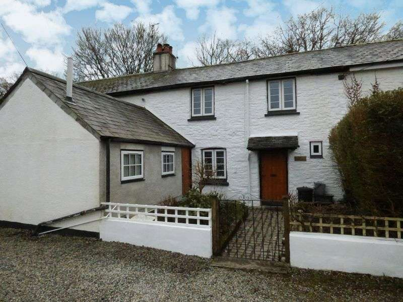 2 Bedrooms Property for sale in Horrabridge, Devon
