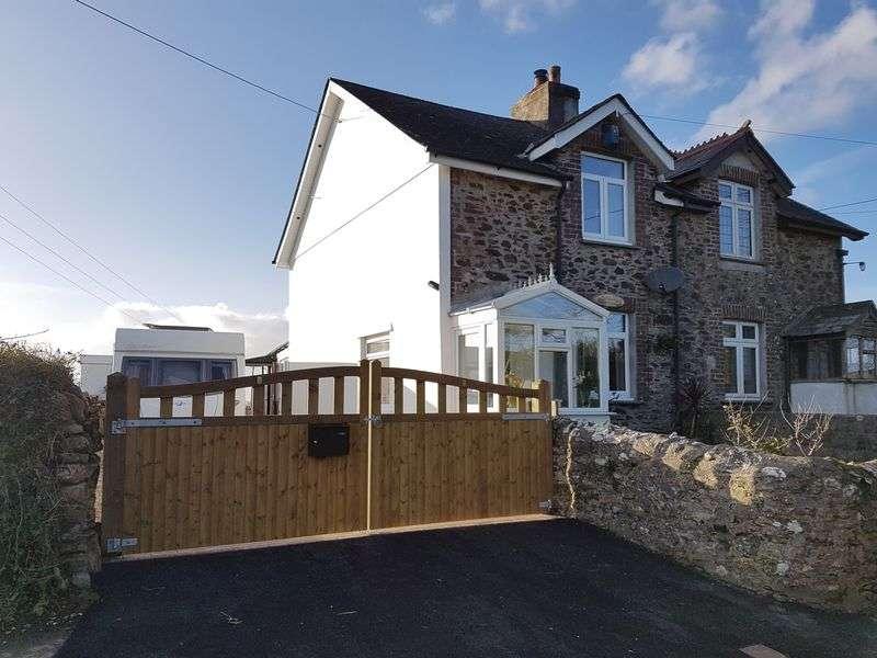 3 Bedrooms Property for sale in Ricksdale Cottages Trematon, Saltash