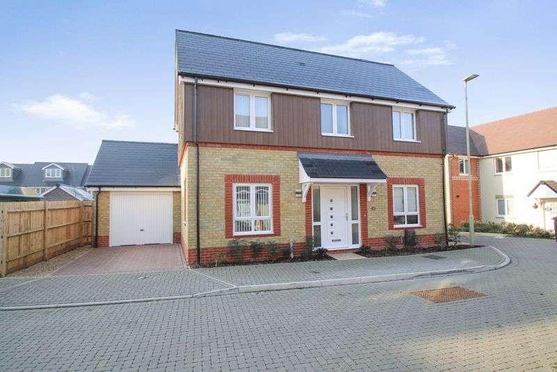 3 Bedrooms Property for sale in Doyle Close, Bedhampton/Havant